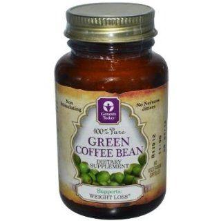 Green Coffee Bean Extract, 400mg Per Capsule, 100% Pure