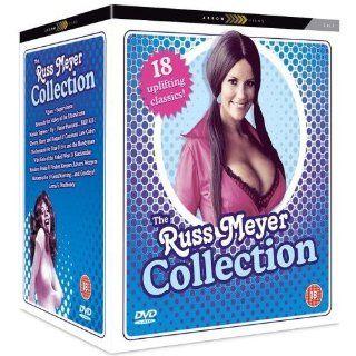 Russ Meyer Box Set Collection [Non U.S. Format PAL Region
