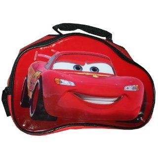 Disney Pixar Cars Lightning Mcqueen Soft Insulated Lunch