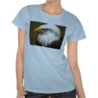 North America Bald Eagle Shirts