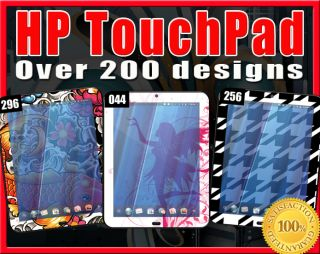 HP Touchpad Skin Works with Case Cover and Accessories Touch Pad