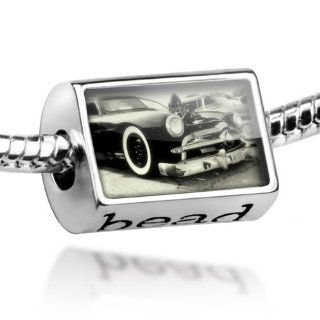 Beads Cars / Classic / Hot Rod 50   Pandora Charm