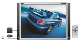 Pyle PLVW15IW 15 in Wall Mount TFT LCD Flat Panel Monitor