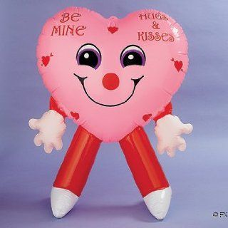 JUMBO Inflatable Conversation HEART/Valentine/Sweetheart