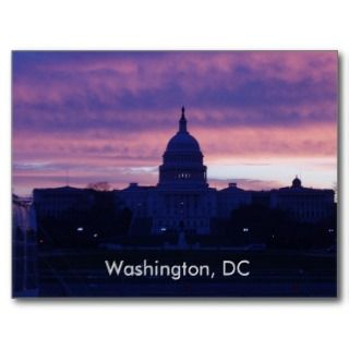 Washington, DC Postcard