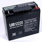 12 Volt 22 AH UPS Battery Replaces 20AH BB Battery HR22 12 HR2212