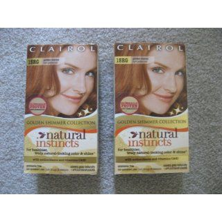 Hair Color, Strawberry Blonde, 107   Pack of 2