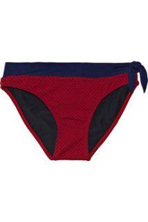 JETS by Jessika Allen Classique polka dot bikini briefs   85% Off