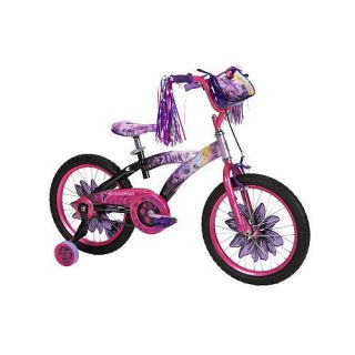 Huffy Disney Fairies 18 inch Bike Girls Sassy Tink Tinkerbell