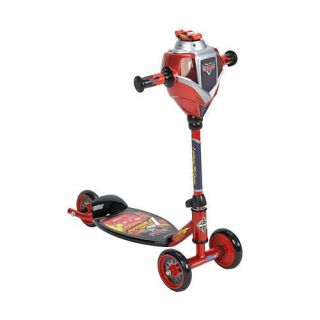 Huffy Disney Pixar Lights and Sounds Scooter Cars