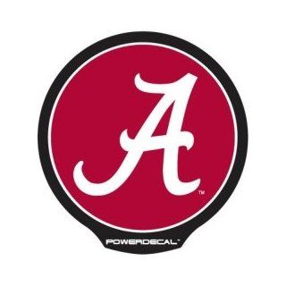 Alabama Crimson Tide Die Cut Decal Power Decal Sports