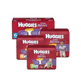 Huggies Little Movers Diapers Sizes 3 4 5 6 Cheap