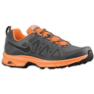 Nike Air Alvord 10   Mens   Running   Shoes   Dark Grey/Total Orange