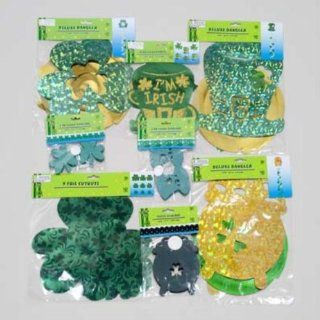 St. Patricks Day Decor Case Pack 108   678032 Patio, Lawn & Garden