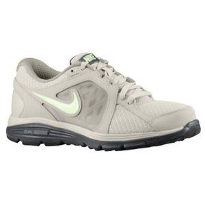 Nike Dual Fusion Run   Womens   Running   Shoes   Lite Bone/Barely