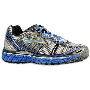 Brooks Trance 12   Mens   Running   Shoes   White/Silver/Black