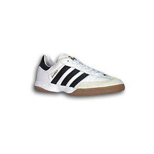 adidas Samba Millennium   Mens   Soccer   Shoes   White/Black/Gold
