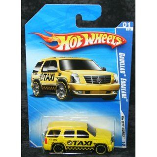 Hot Wheels 2010 Collector #109 Cadillac Escalade 1/64 Toys & Games