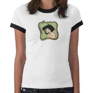 The Jungle Books Mowgli Disney Tee Shirt