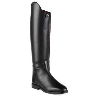 Womens Ariat TEMPO DRESSAGE Zip Boots BLACK 8 SM Shoes