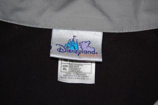 Disney Big Bad Wolf Texas Holdem Poker Shirt Mens XL