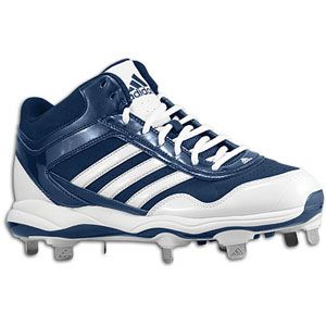 adidas Excelsior Pro Metal Mid   Mens   Collegiate Navy/Running White