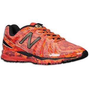 New Balance 890 V2   Mens   Running   Shoes   Orange Camo