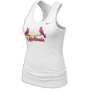 Nike MLB Dri Fit Cotton Tank   Womens   Baseball   Fan Gear