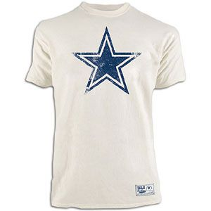 Nike NFL Vintage Distressed T Shirt   Mens   Dallas Cowboys   Paper