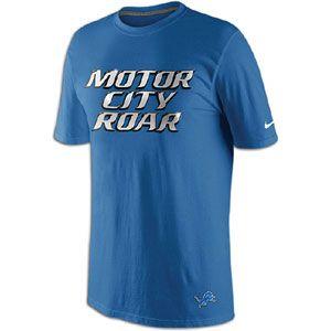 Nike NFL Local T Shirt   Mens   Football   Fan Gear   Detroit Lions