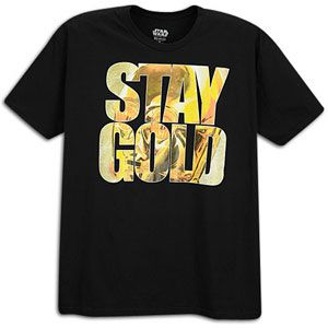 Ecko Unltd Star Wars Stay Gold T Shirt   Mens   Casual   Clothing