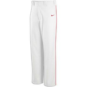 Nike Lights Out Piped Game Pant   Boys Grade School   White/Scarlet