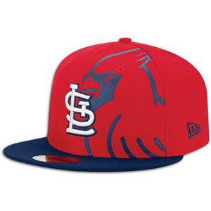 New Era MLB 59fifty Trimill Cap   Mens   Baseball   Fan Gear   St