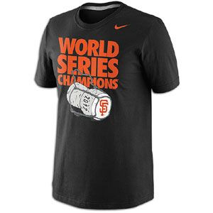 Nike MLB Champagne Celebration T Shirt   Mens   Baseball   Fan Gear