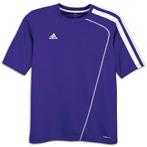 adidas Sostto Jersey   Boys Grade School   Collegiate Purple/White