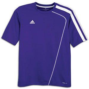 adidas Sostto Jersey   Boys Grade School   Collegiate Purple/White