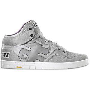 IPATH Iconic   Mens   Skate   Shoes   Smoke/White