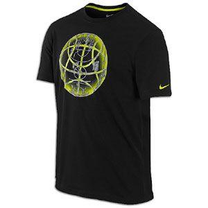 Nike Basketball T Shirts   Mens   Basketball   Clothing   Black