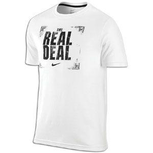 Nike Basketball T Shirts   Mens   Basketball   Clothing   White/Black