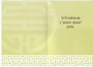 Hallmark Birthday Greeting Card Very Funny Dog Theme B7