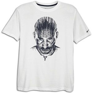 Nike Kobe Tron Face T Shirt   Mens   Basketball   Clothing   White