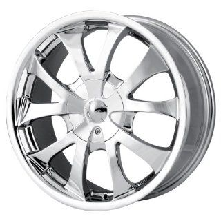 Ion Alloy 121 Chrome Wheel (16x7/10x120mm)    Automotive
