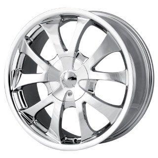Ion Alloy 121 Chrome Wheel (16x7/10x120mm)    Automotive