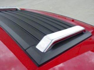 2006 2010 Hummer H3 H3T Chrome Billet Hood Grab Handles
