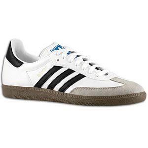 adidas Originals Samba   Mens   Soccer   Shoes   White/Black/Gum