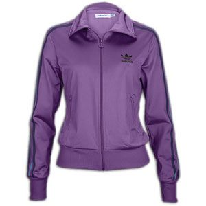adidas Originals Firebird Track Jacket   Womens   Lab Purple/Violet