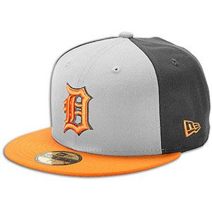 New Era MLB 59fifty Tri Pop Cap   Mens   Baseball   Fan Gear   Tigers