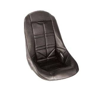 Jaz Products 150 121 01 Low Back Pro Stock Black Vinyl Seat Cover