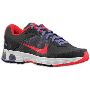 Nike Air Max Run Lite 3   Womens   Metallic Dark Grey/Bright Crimson