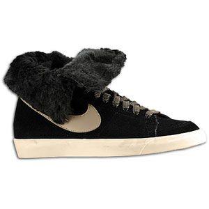 Nike Blazer High Roll LE   Womens   Basketball   Shoes   Black